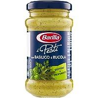 Barilla Pesto con Basilico e Rucola, 190 gr