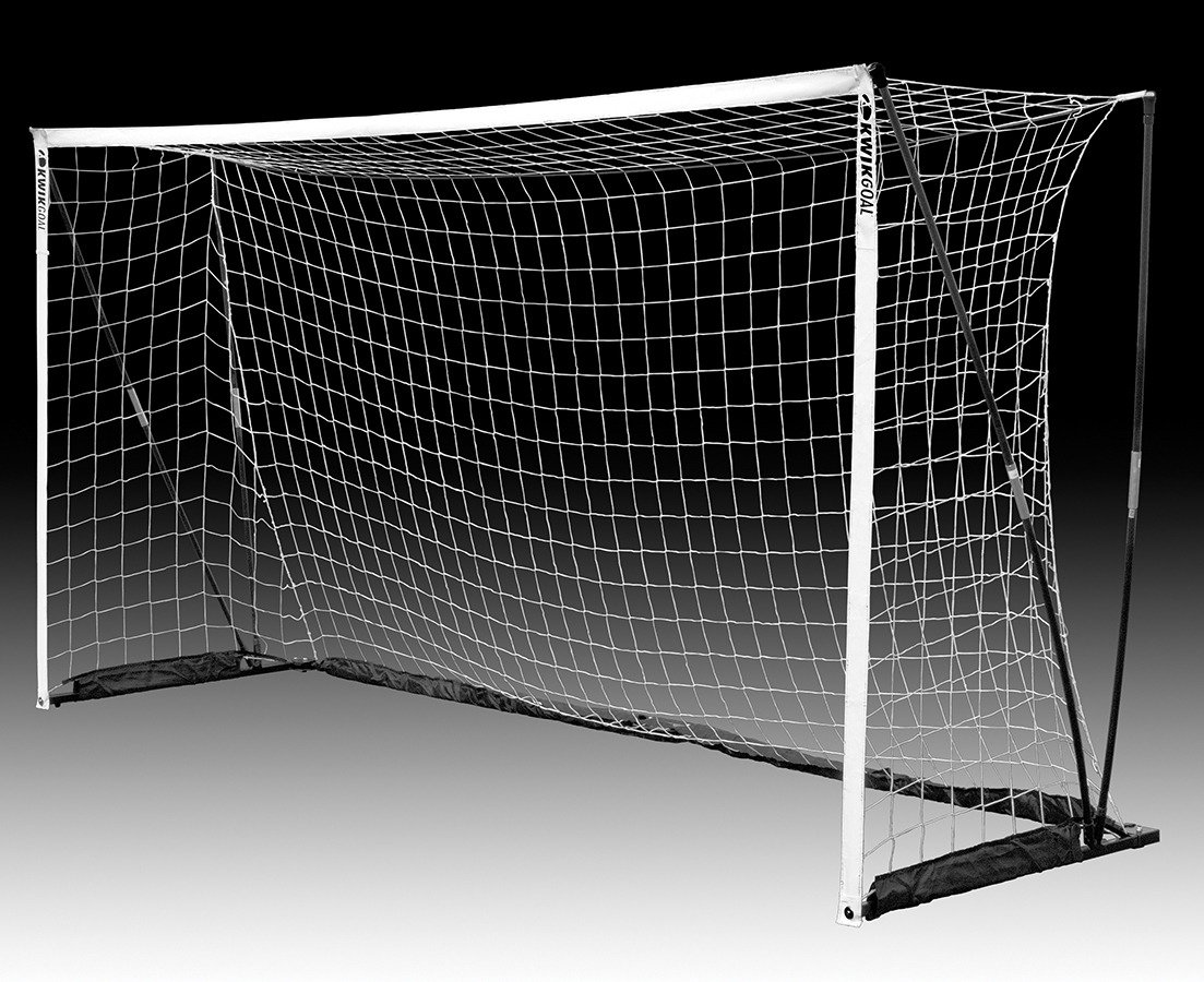 Kwik Goal, Ltd Flex Goal, White, 6.5'X