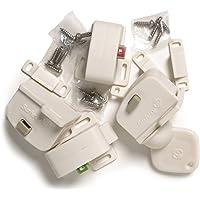 Safety 1st Magnetic Locking System Deluxe Starter Set (4 Locks + 1 Key)