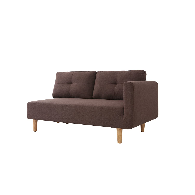 Amazon.com: Magari Furniture MF036BN 2 Piece Modern Living ...