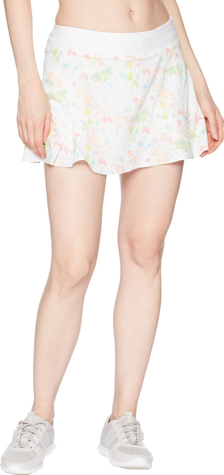 tasc Performance Rhythm Skirt, Splashy, X-Small by tasc Performance