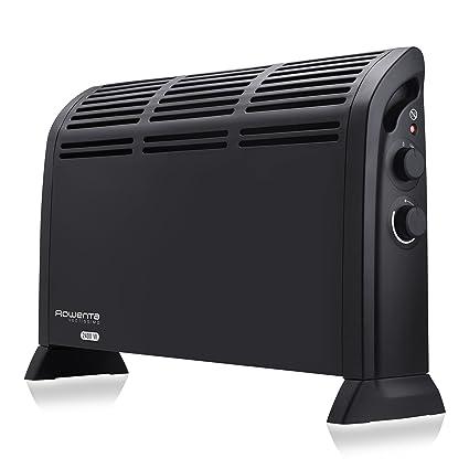 Rowenta Vectissimo II CO3030F1 Calefactor, Dos ajustes de Temperatura, termostato mecánico, posición antiescarcha, 2400 W, Negro: Amazon.es: Hogar