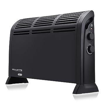 Rowenta Vetissimo II CO3030F1 Calefactor funcionamiento a 1200 W o 2400 W, dos ajustes de temperatura, termostato mecánico, posición antiescarcha, ...