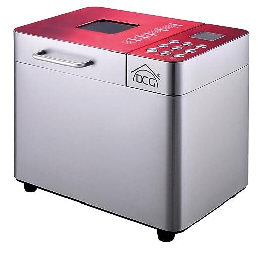 DCG - Máquina para hacer pan Z6-N2BX-YLC3, 550 W