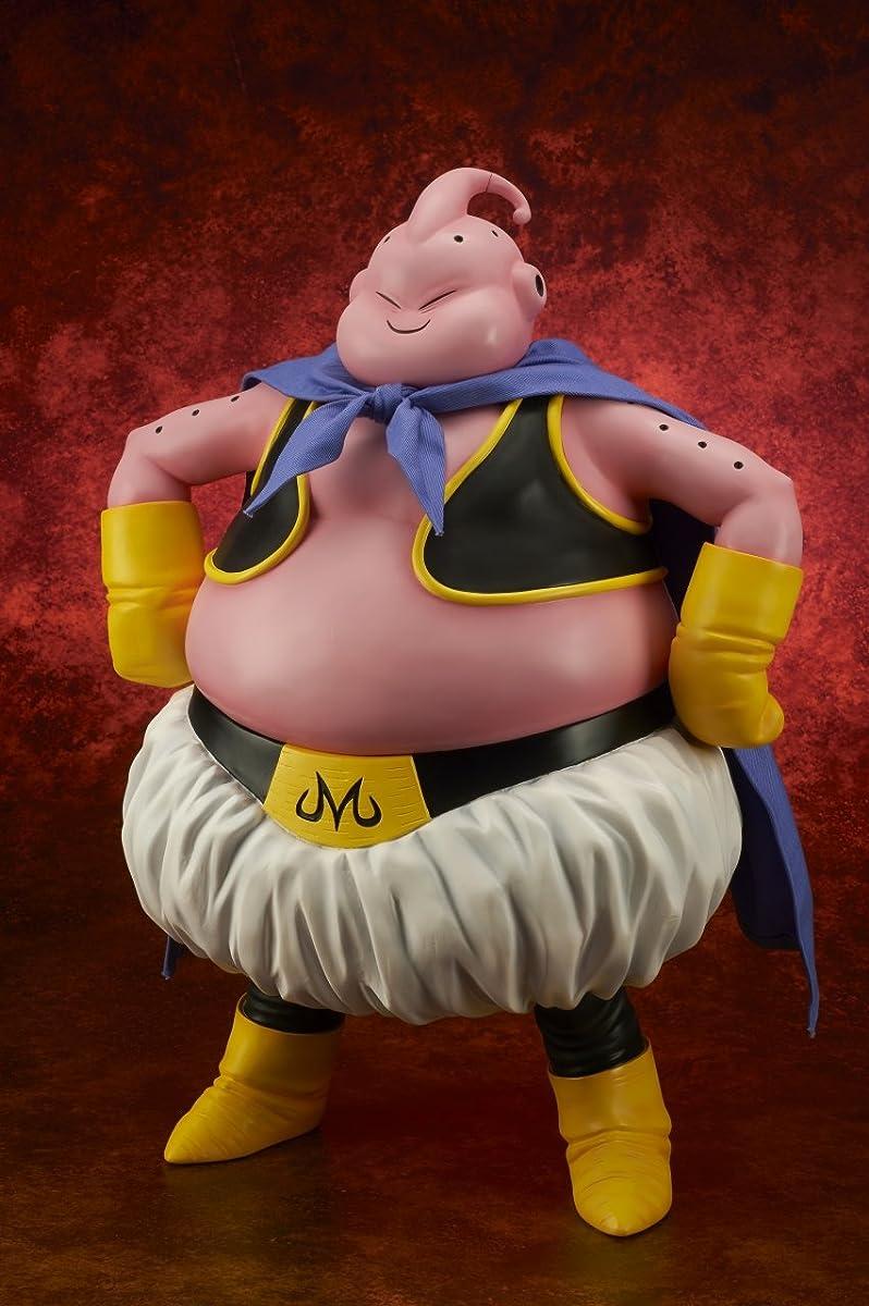 Gigantic series Dragon Ball Z Majin Buu (good) about 460mm PVC-painted PVC Figure