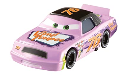 Disney Pixar Die Cast Vinyl Toupee #76 Vehicle,