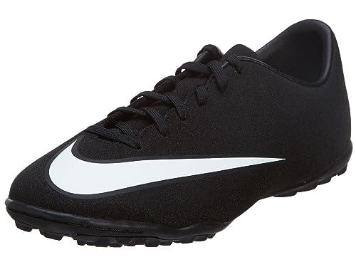 Nike Mercurial Victory CR7 - Zapatillas Deportivas para niños, Color Negro/Blanco/HYP