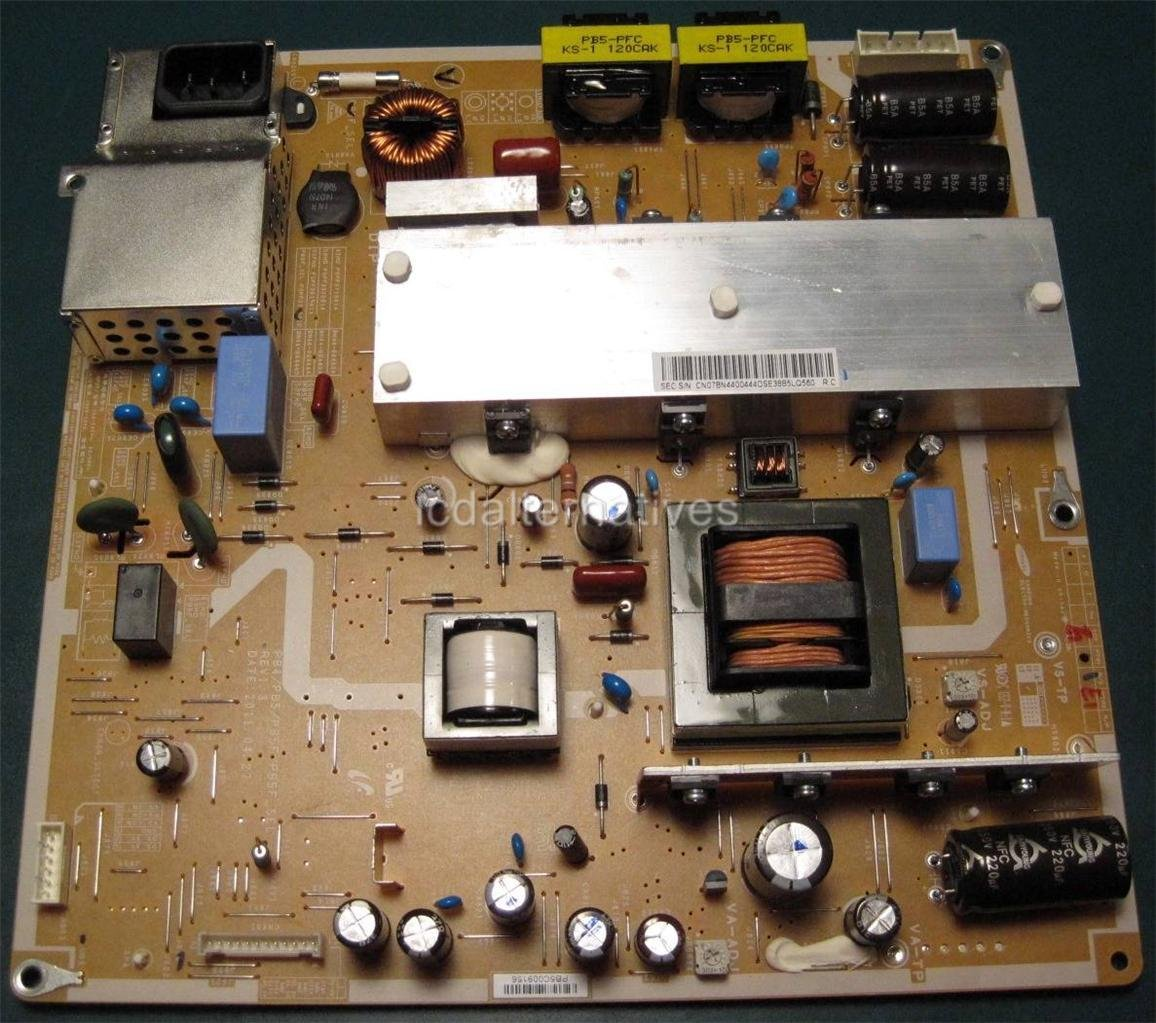 Not The Entire Board LCDalternatives Samsung PN51D530 Plasma TV Repair Kit Capacitors Only