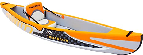Aqua Marina Kayak Tomahawk 10 8 One + Incluye Remo – hinchable Kayak/1 persona