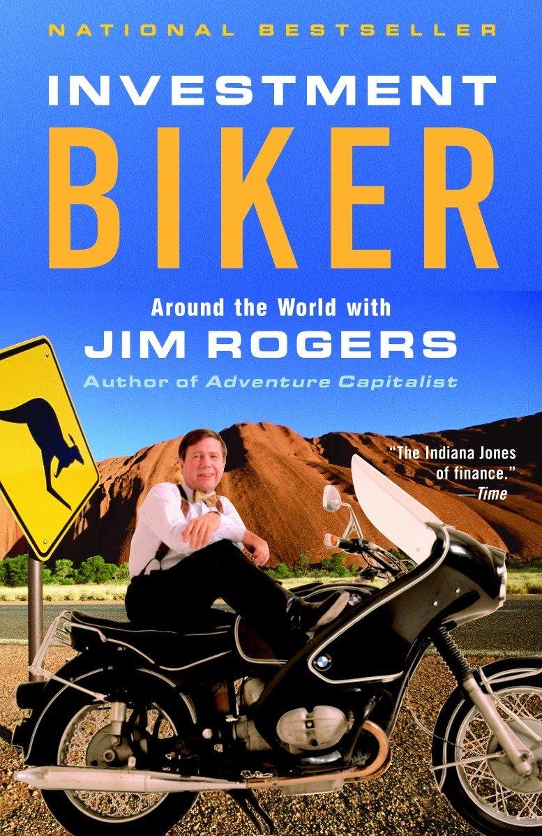 Investment Biker Around World Rogers product image