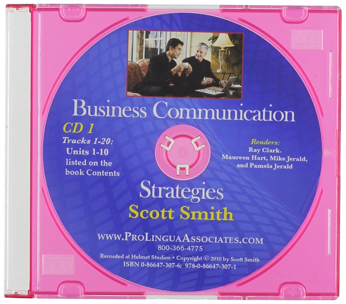 Business Communication Strategies (Set of 2 CD's)