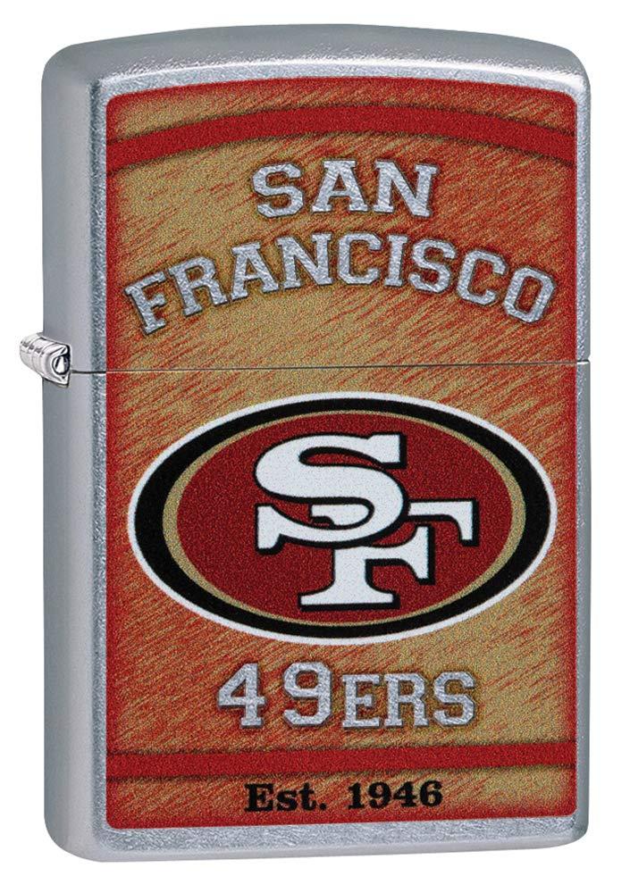 Zippo NFL San Francisco 49ers by Zippo