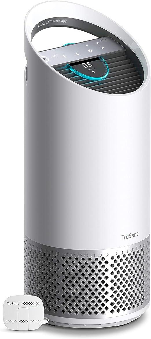 TruSens purificador de aire, blanco/plata, tamaño mediano: Amazon ...