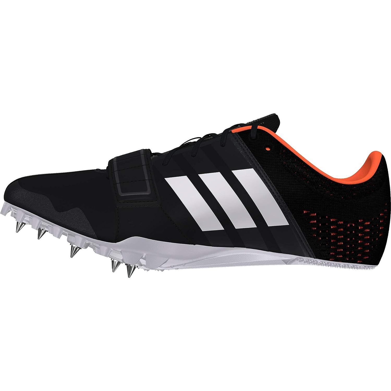 Noir (Negbás Cermet Naranj 000) adidas Adizero Accelerator, Chaussures d'Athlétisme Mixte Adulte 46 EU