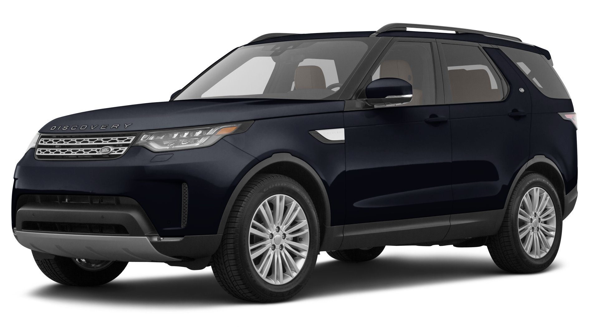 2017 land rover discovery reviews images and specs vehicles. Black Bedroom Furniture Sets. Home Design Ideas