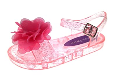 41c6909e5683a Lora Dora Girls Jelly Sandals  Amazon.co.uk  Shoes   Bags