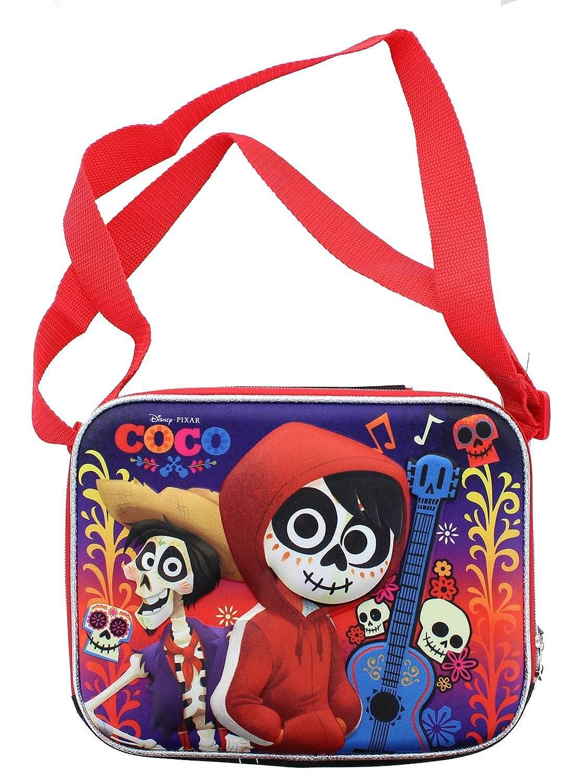 Disney Pixar Coco Lunch Tote w/ Long Strap: Amazon.es: Juguetes y ...