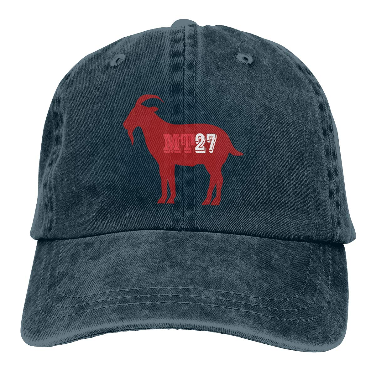 ORYISGAD Los Angeles Trout Goat Sports Cap for Mens and Womens