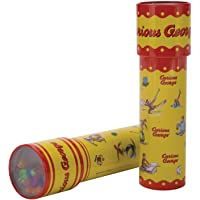 Schylling Caleidoscopio de estaño, Curious George Tin Kaleidoscope