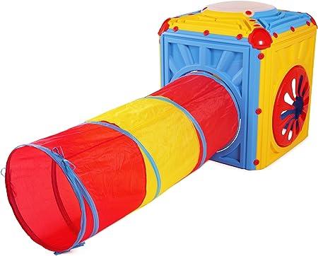 AEROBATICS W/ürfel Aktivit/äten Spielzeug,Motorikw/ürfel Aktivit/ät Spielzeug f/ür Kleinkinder Musik Lerntisch Spielzeug W/ürfel und Musik Spielzeug f/ür Kleinkinder S/äugling Jungen M/ädchen