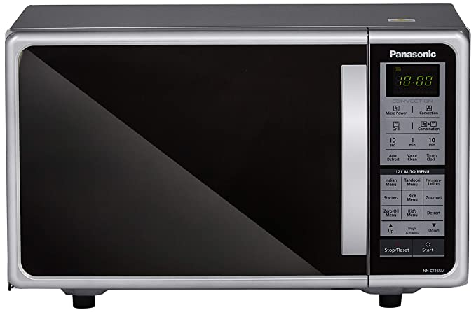 Panasonic 20 L Convection Microwave Oven (NN-CT265MFDG, Others)