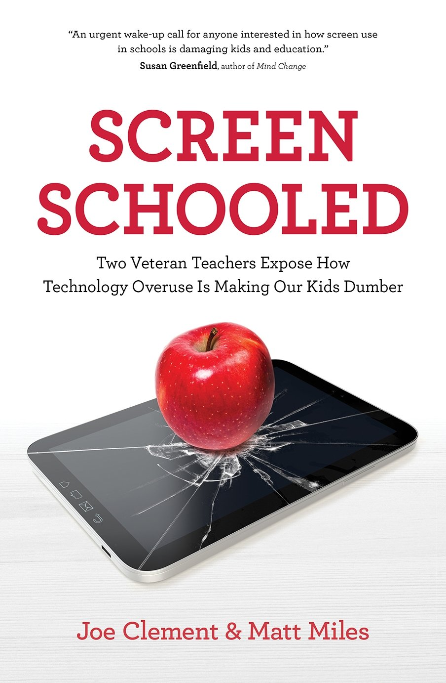 Image result for screen schooled book