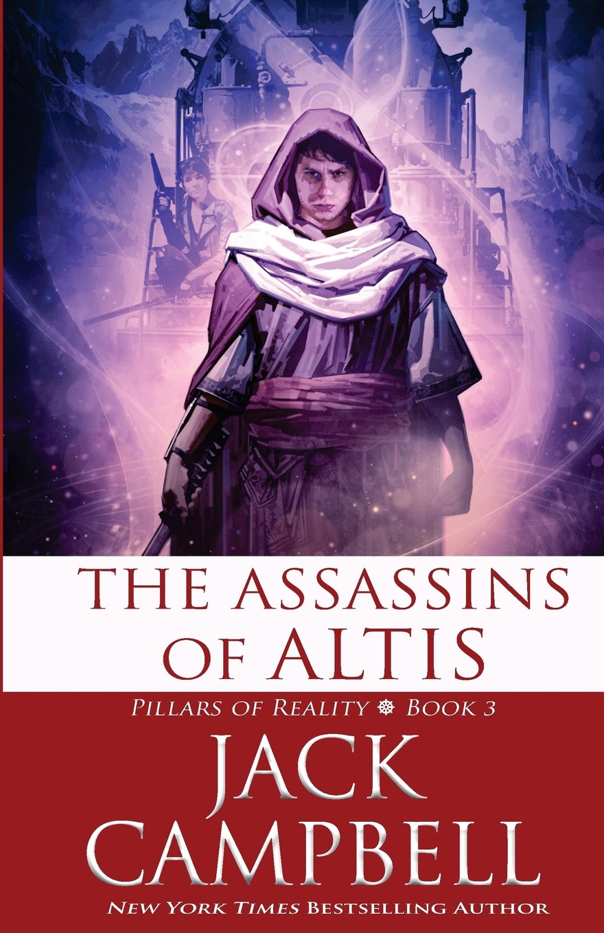 Download The Assassins of Altis (Pillars of Reality) (Volume 3) ebook
