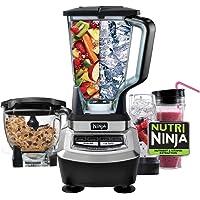 Ninja Supra 1200 watts Kitchen Blender System with Food Processor (BL780)