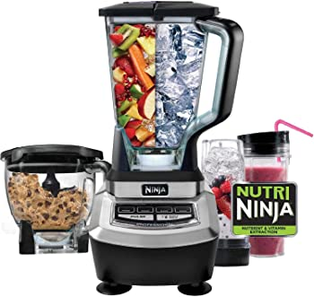 Ninja Supra BL780 1200W Kitchen Blender System with Food Processor