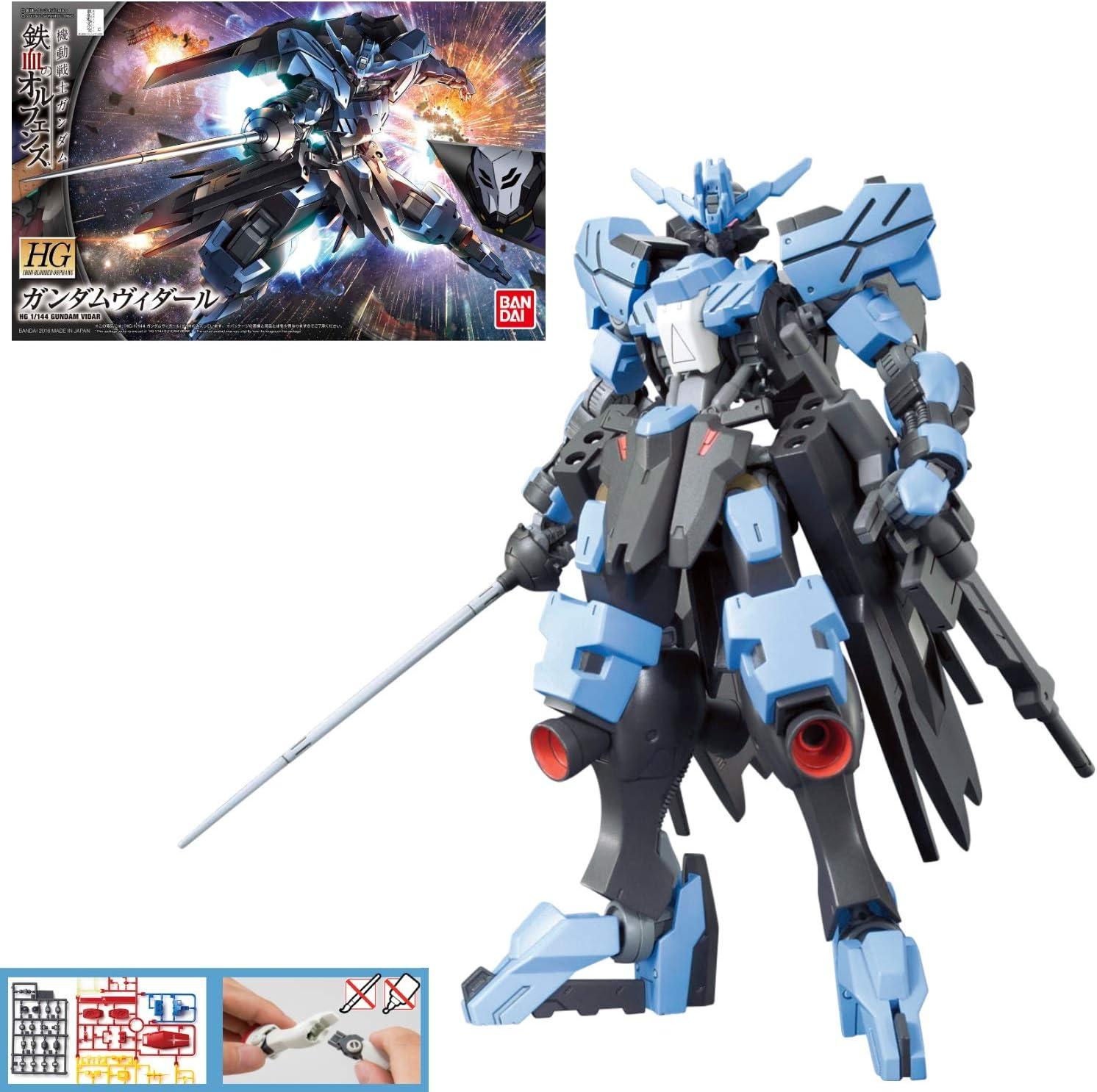 Bandai Iron-Blooded Orphans IBO Gundam Barbatos HG 1//144 Model Kit USA Seller