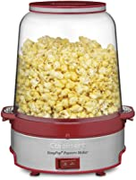 CUISINART CPM-700IHR Renewed EasyPop Popcorn Maker, CPM-700C, Red