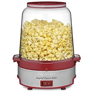Red EasyPop® Popcorn Maker