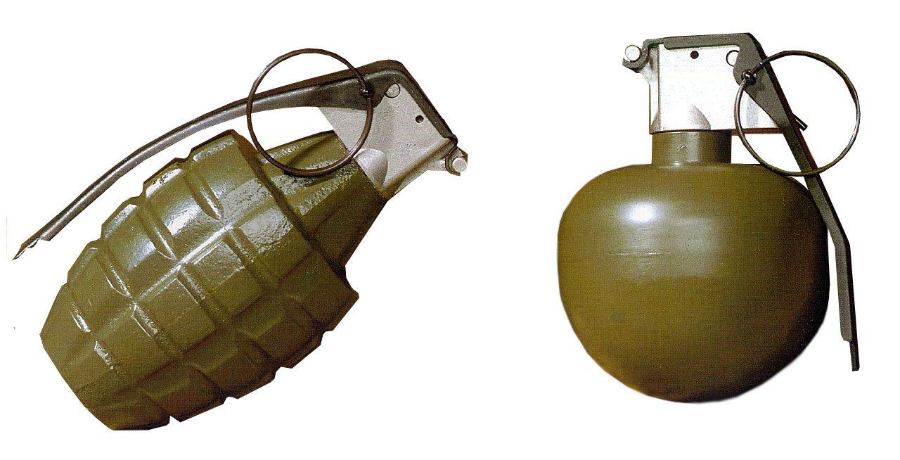 マイクロエース 1/1 コンバットシリーズシリーズ 米軍手榴弾MK2M67 B000JF4O2G