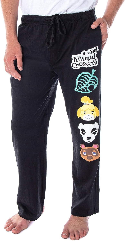 Animal Crossing New Horizons Character Pajamas Sleep Pants