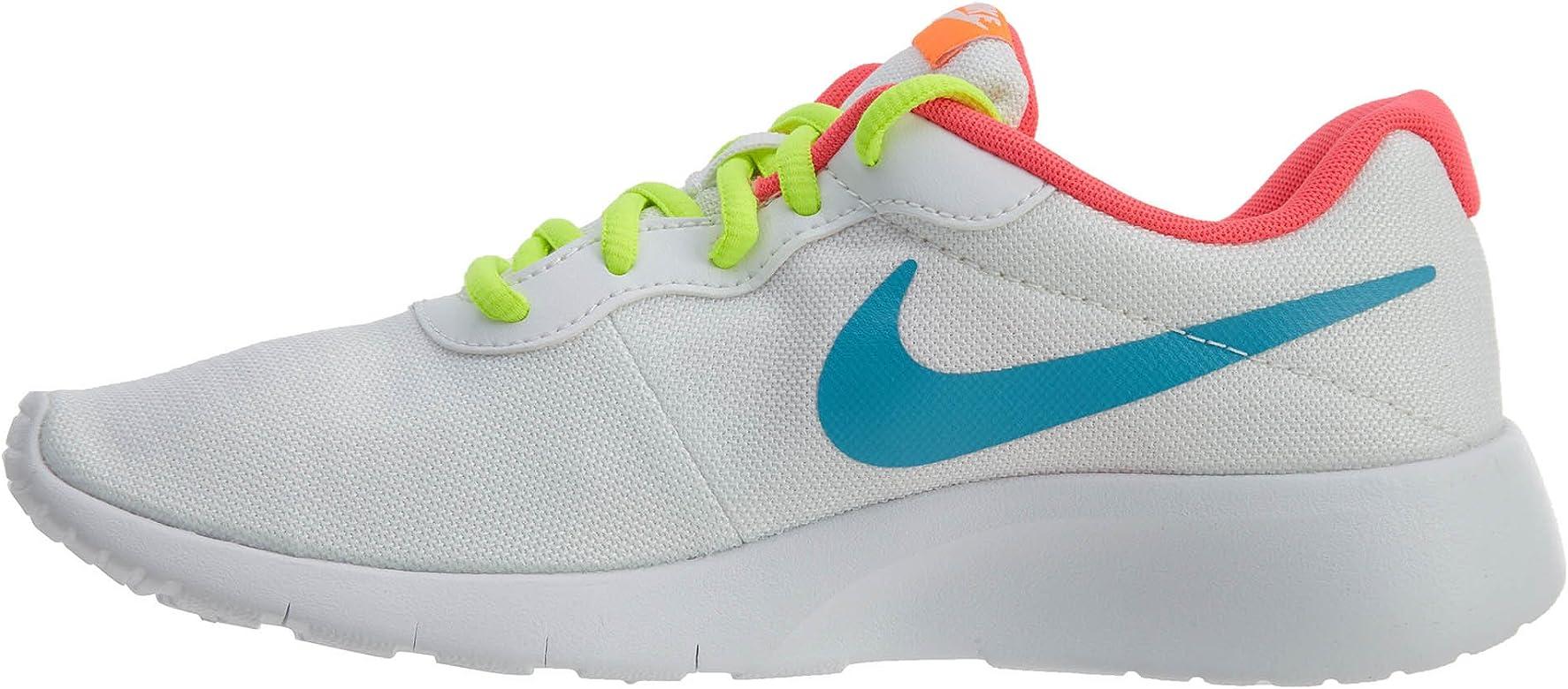 279bd10f72 Nike Tanjun Big Kids Style: 818384-100 Size: 6.5. Back. Double-tap to zoom