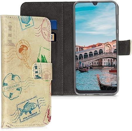 kwmobile Funda Compatible con Samsung Galaxy A50: Amazon.es: Electrónica