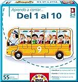 Educa Borrás 14233 - Aprendo A Contar… Del 1 Al 10
