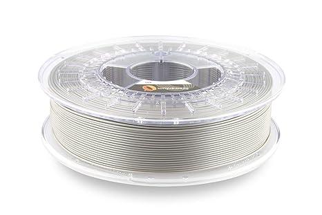 Filamento de impresora 3D Fillamentum ABS Extrafill gris metálico ...