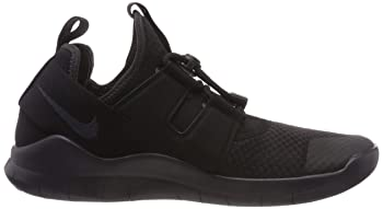 Men's Free RN Commuter 2018 Running Shoe Black Oil Grey