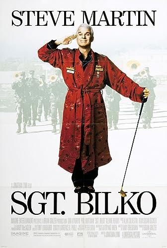 Sgt Bilko 1996 Authentic 27 X 41 Original Movie Poster
