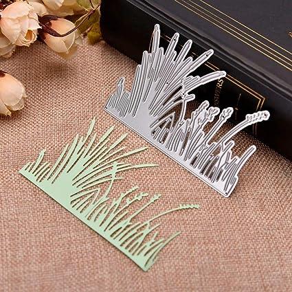 Hollow Lace Metal Design Cutting Dies For DIY Scrapbooking Album Paper Cards  Ux