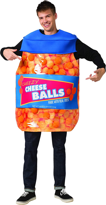 Rasta Imposta Adult Cheeseballs Costume