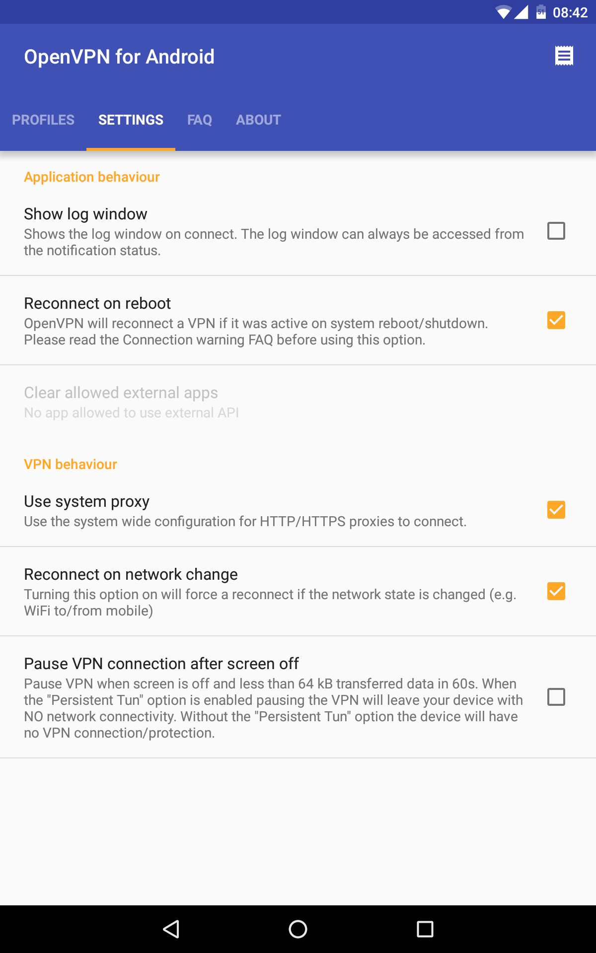 OpenVPN for Android