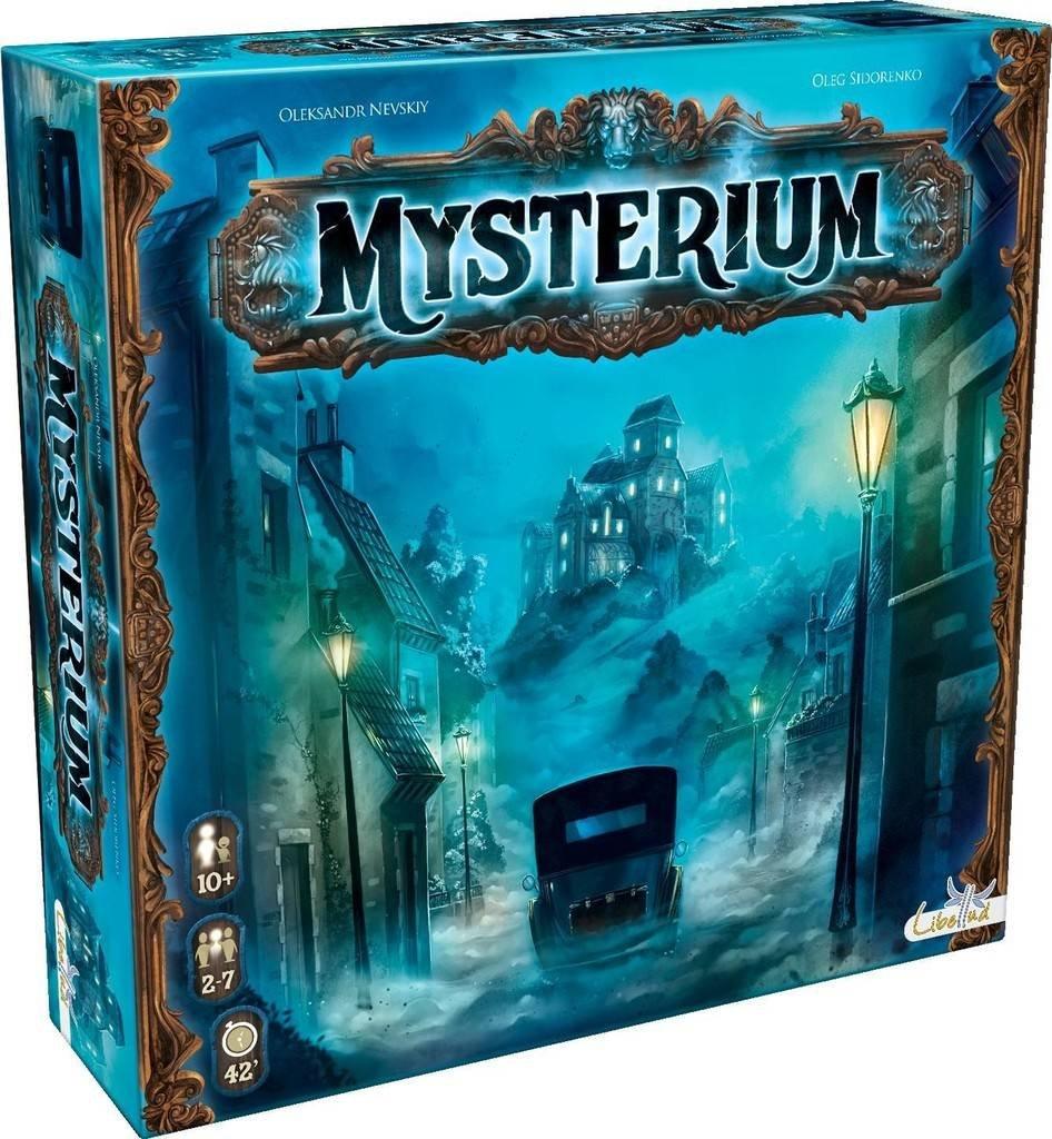 Mysterium Francais - Nederlands: Amazon.es: Juguetes y juegos