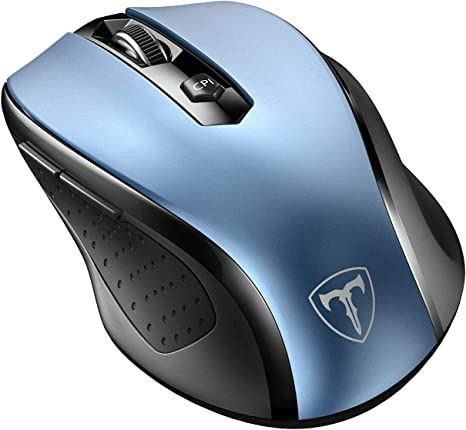 2.4G Wireless Portable Mobile Mouse Optical Mice with USB Receiver