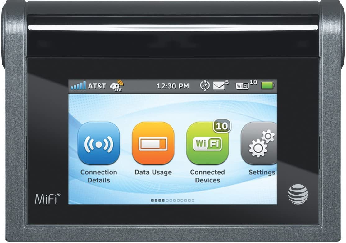 AT&T MiFi Liberate 4G LTE Mobile Hotspot (AT&T)