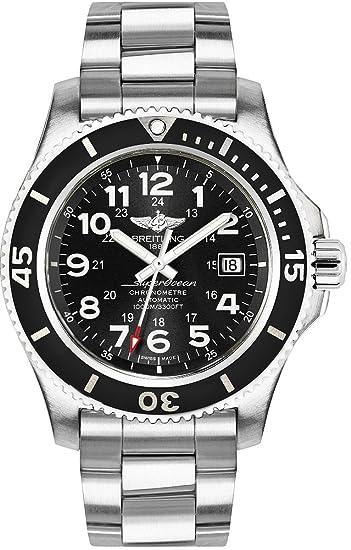 Breitling Superocean II 44 a17392d7/bd68 - 162 A: Breitling: Amazon.es: Relojes