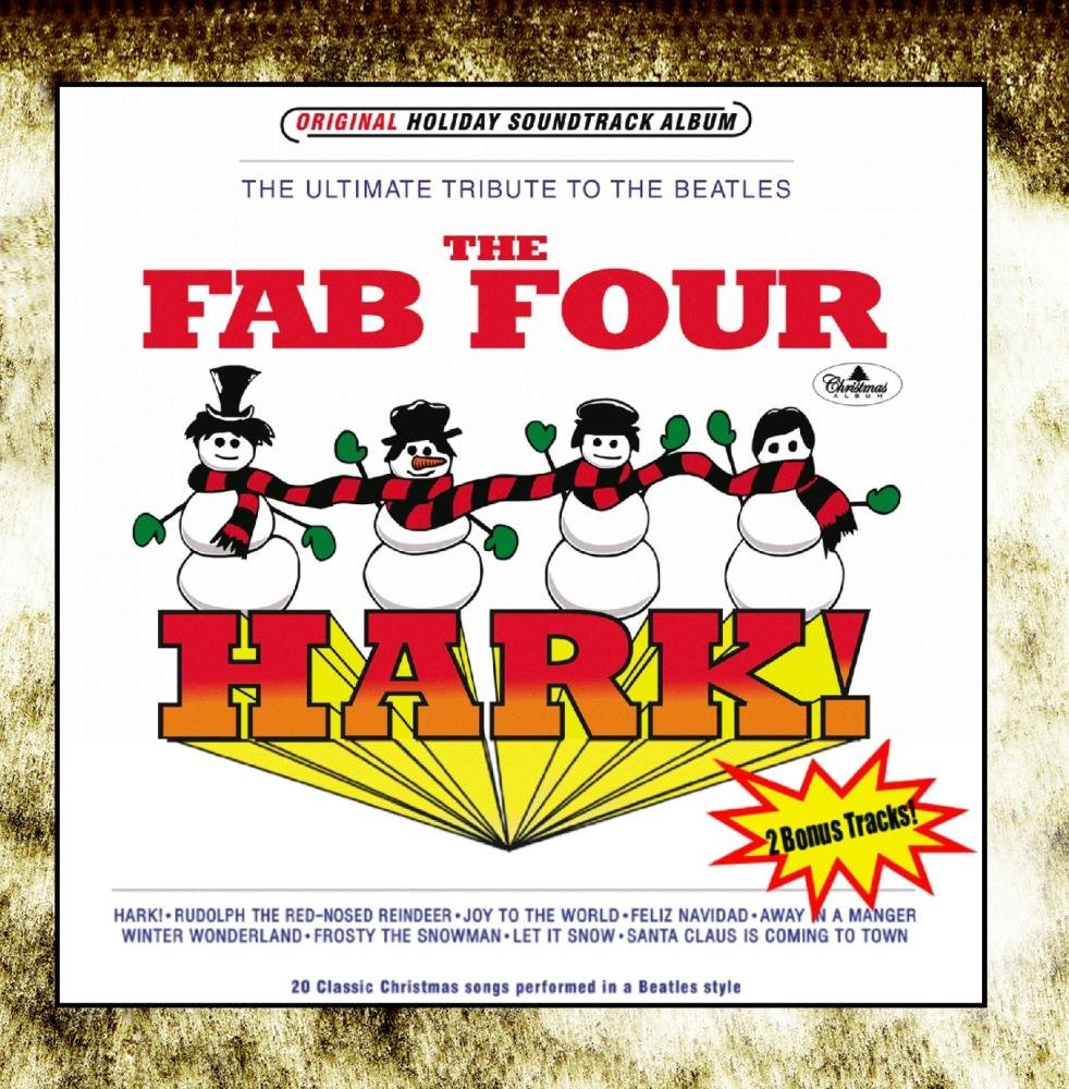 The Fab Four - Hark! (Classic Christmas Songs Performed in a Beatles ...
