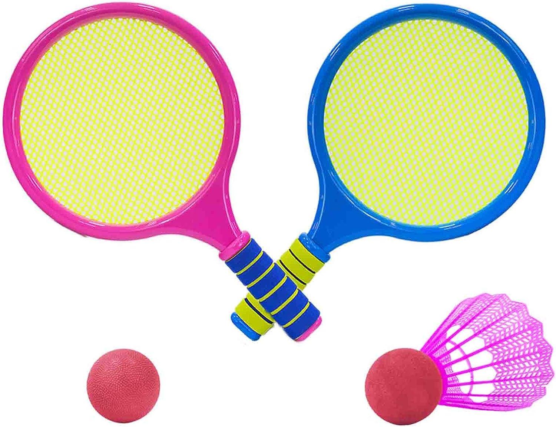 Kit Raquete e Peteca Infantil, Unik Toys