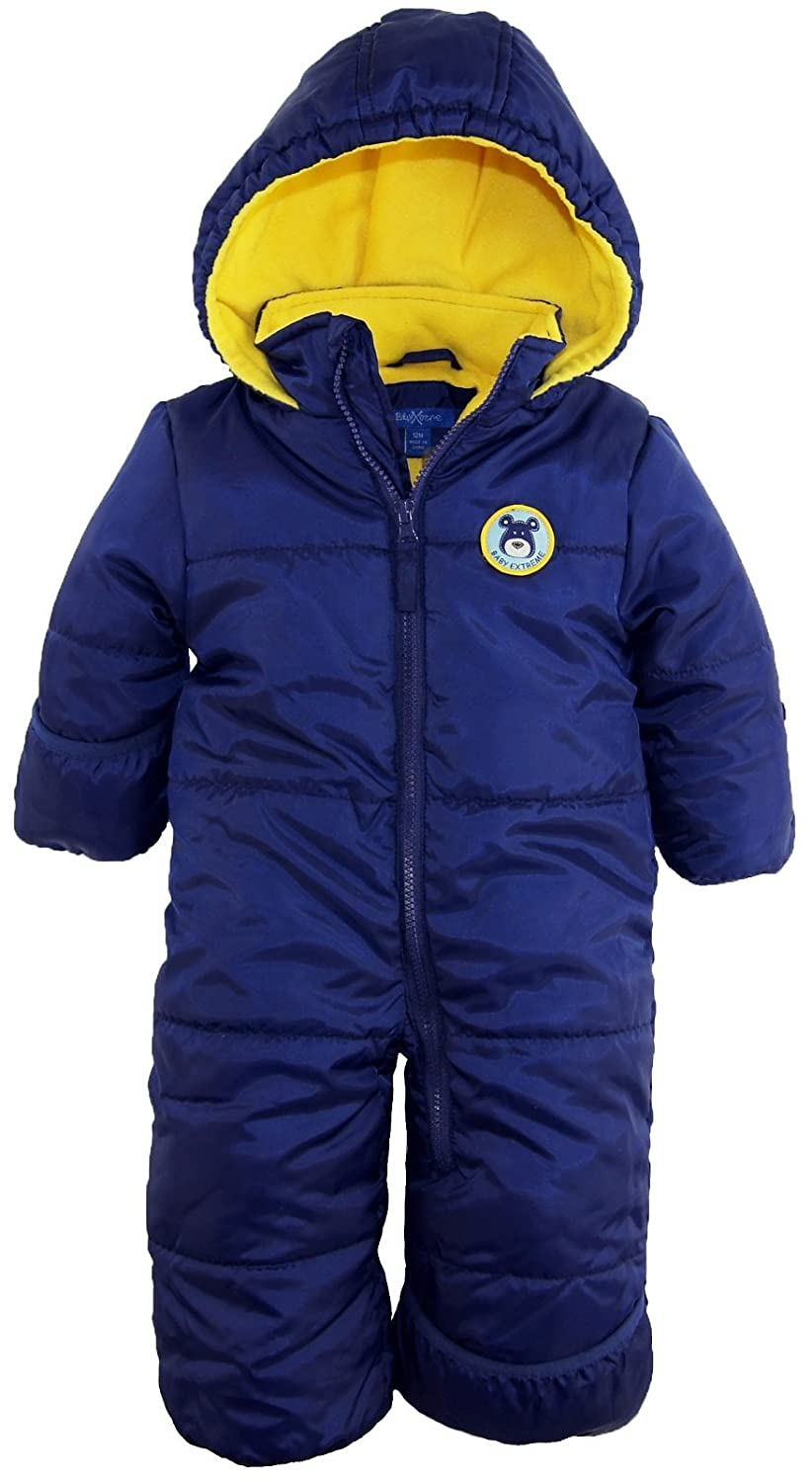iXtreme Baby Boys Expedition Puffer Winter Snowsuit Pram Bunting